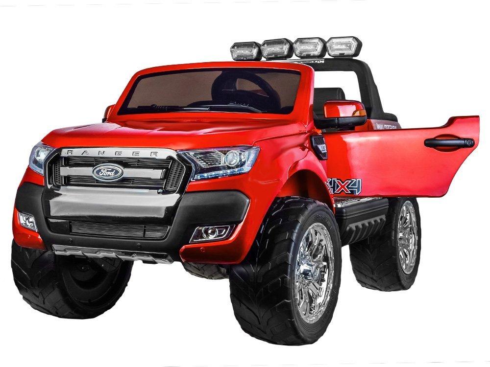 Joko PA0160 CZ Elektrické autíčko Ford Ranger Wildtrak červené