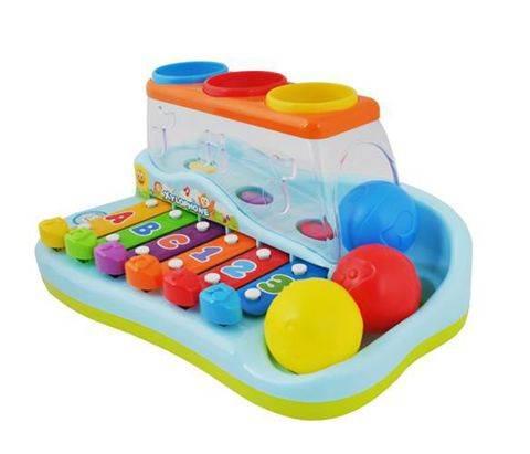 Huile Toys xylofon s kladívkem