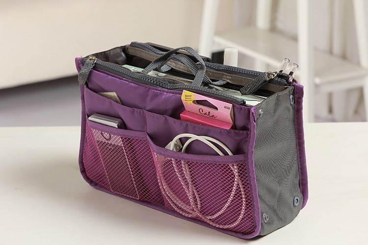 GFT Organizér do kabelky - fialový
