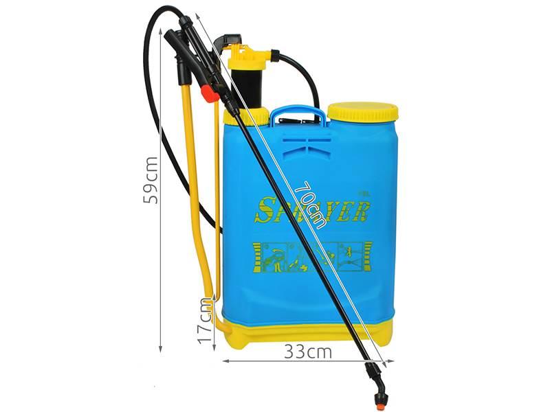 ISO 2179 Postrekovač chrbtový 16L 2