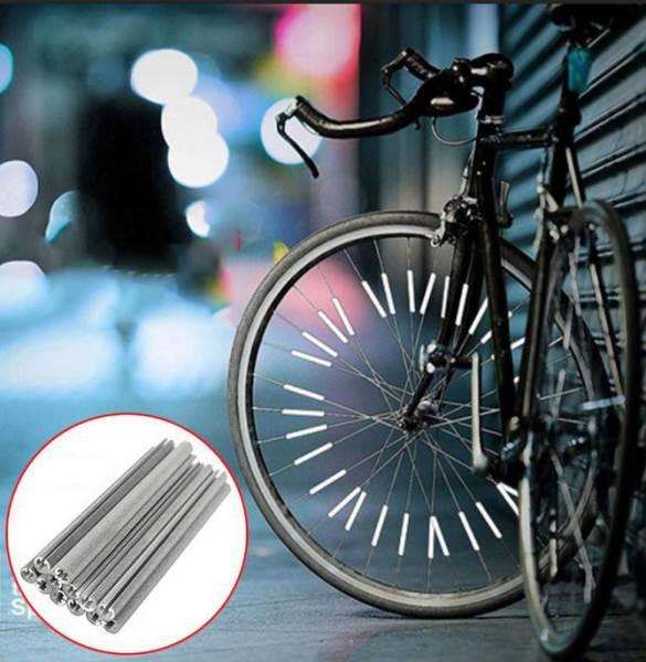 GFT C129 Reflexné tyčky na bicykel