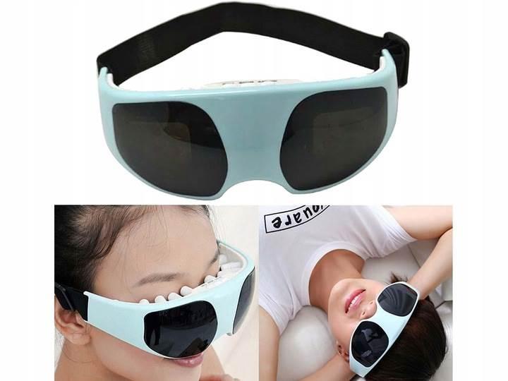 Verk 15055 Vibračné okuliare proti bolestiam očí a hlavy3