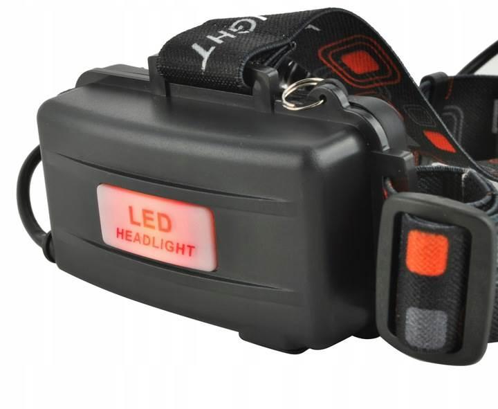 ISO 5868 Čelovka LED CREE6
