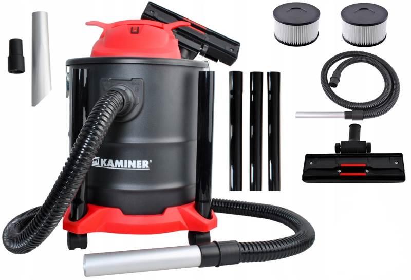 Kaminer 8790 Elektrický vysávač na popol 20l 1600W
