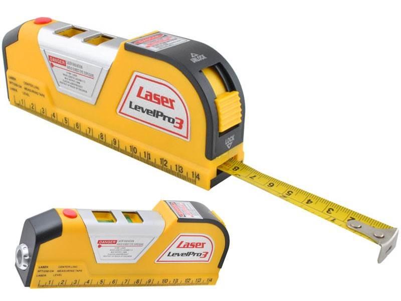 ISO 1087 Laserová vodováha Level Pro 3