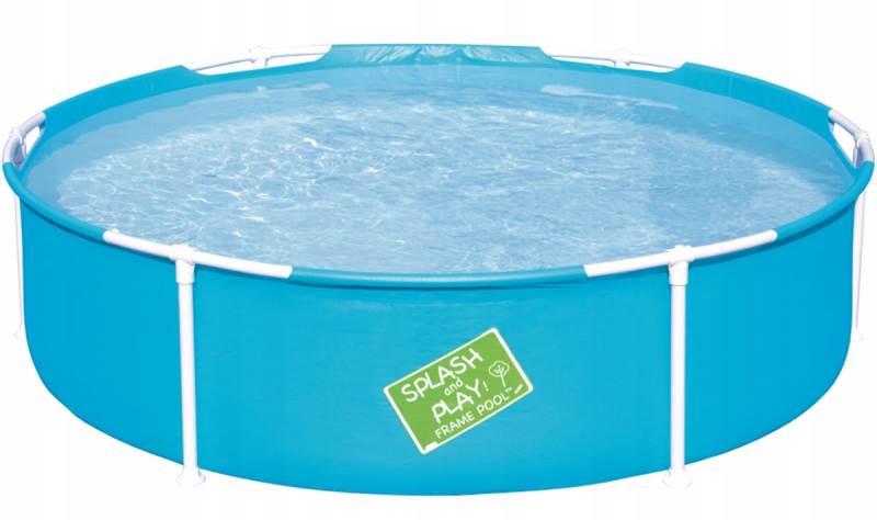 BESTWAY 56283 Steel Frame Pool 152x38 cm