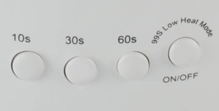 Beautylushh 6462 UV Lampa DUAL LED 48W bílá3