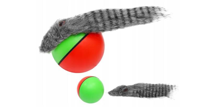 ISO 5757 Fretka s balónikom
