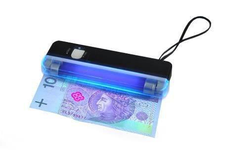 ISO Přenosný UV detektor padělků 3
