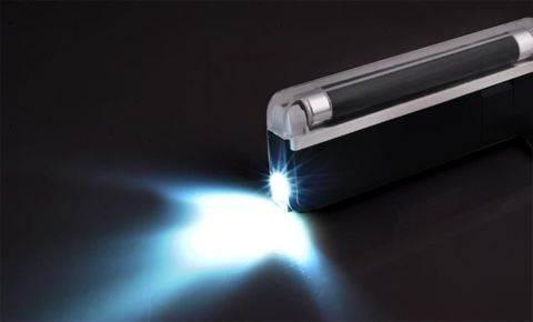 ISO Přenosný UV detektor padělků 5