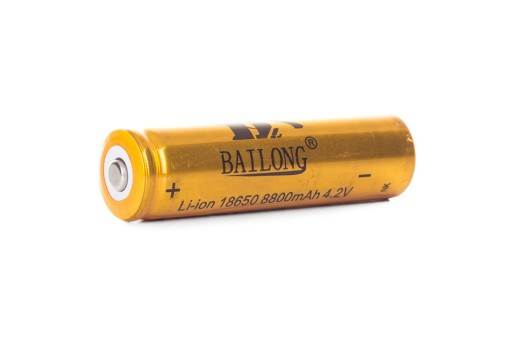 Bailong 4.2V 18650 Li-ion 1ks 8800mAh