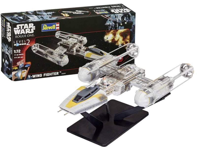 Revell Model Star Wars Y-Wing Fighter 1:72