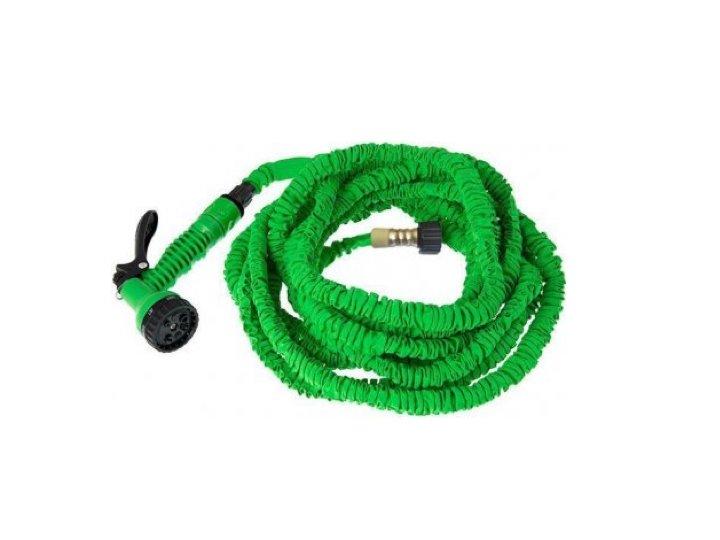 Verk Záhradná flexi hadica Magic Hose 10-30 m zelená