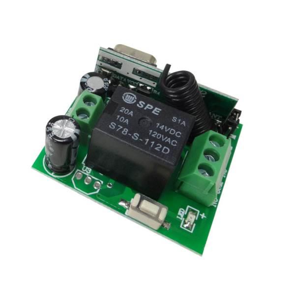 GT R8E Diaľkový ovládač s modulom3