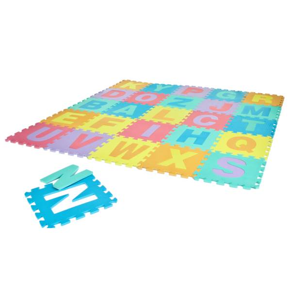 EVA Pěnové puzzle 29 x 29 cm - 26 ks4