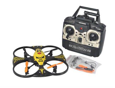 Alltoys RC Defender Ufo žlutá