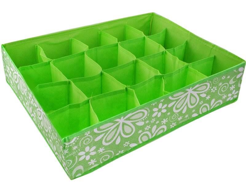 ISO 1228 Organizer do zásuvky na bielizeň - 20 priehradiek
