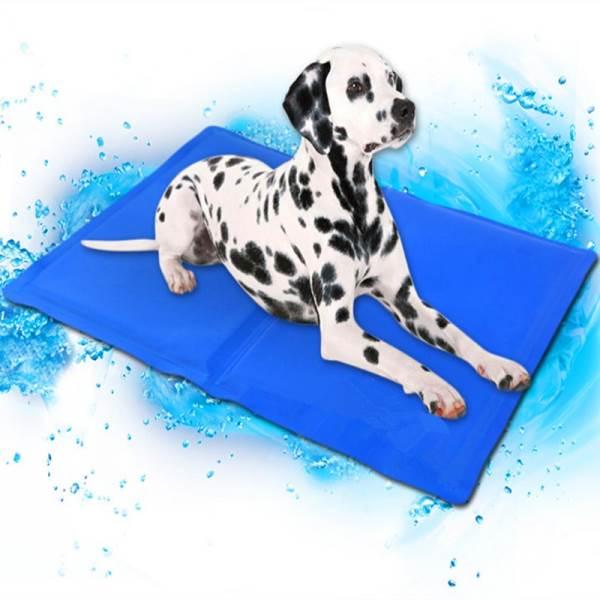 KIK Chladicí podložka pro psa nebo kočku 40 x 50 cm