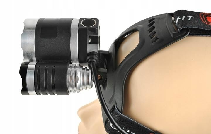 ISO 5868 Čelovka LED CREE5