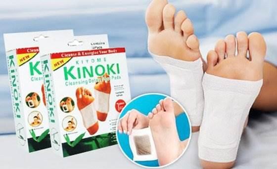 Kinoki Detoxikačné náplasti Kinoki 10 ks4