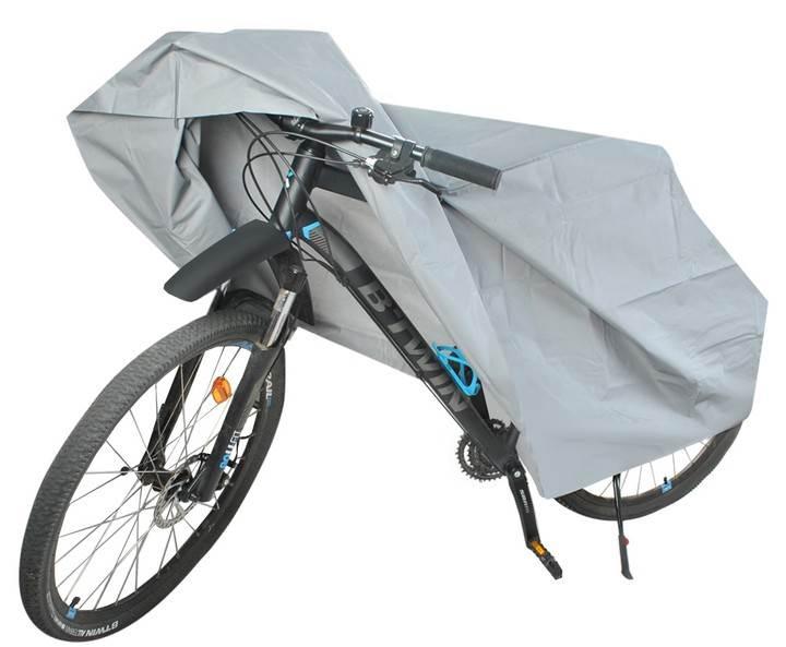 ISO 5695 Skladací plachta na bicykel 200x100 cm HQ
