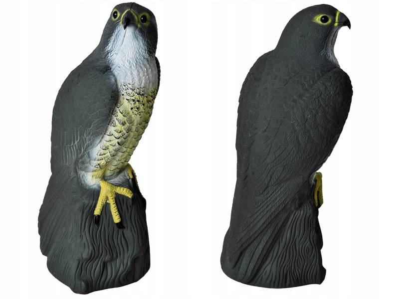 ISO 6240 Odpuzovač holubů a ptáků Sokol 40 cm