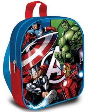 Javoli Detský batoh Avengers 24 x 20 x 10 cm tmavomodrý