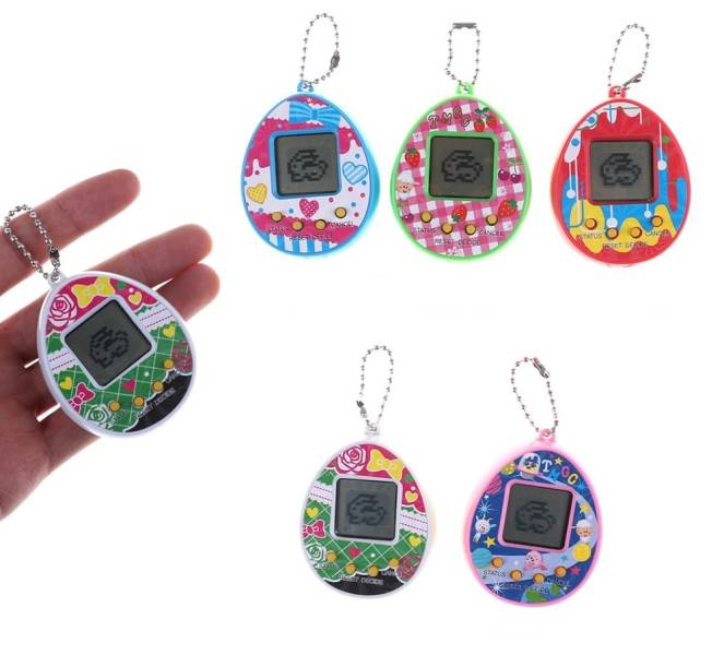 KIK KX7929 Tamagotchi Color