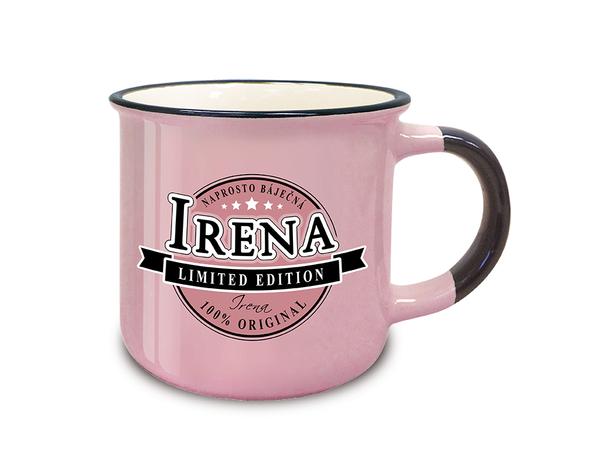 Nekupto Hrnček s menom Retro - Irena