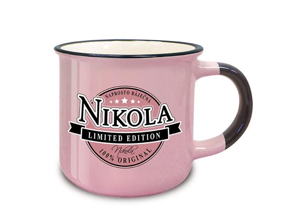 Nekupto Hrnek se jménem Retro - Nikola