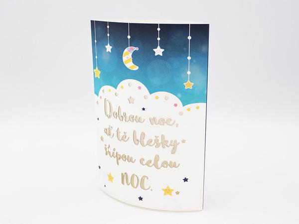 Nekupto Svítící lucerny NSL 007 Dobrou noc…