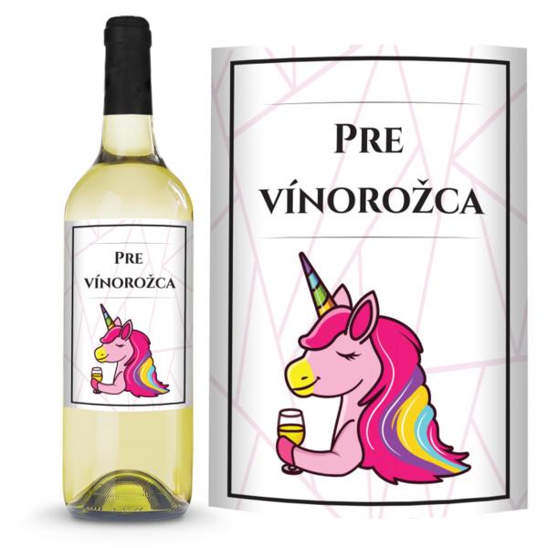 Víno Vínorožec 0,75l
